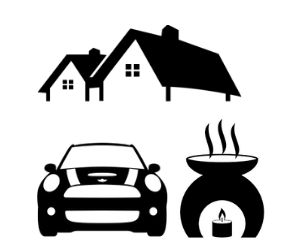 Car, Home & Burning Oils